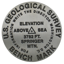 Springer Benchmark Paperweight