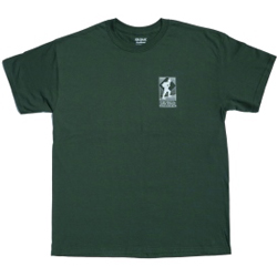 Dry Blend Forest Green Tshirt